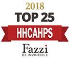 top 25 HHCAHPS